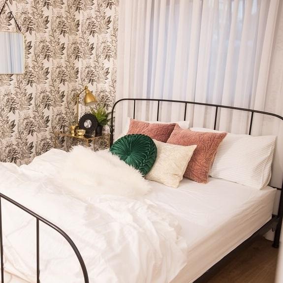 הפקה walls | טאצ' אלגנטי לממלכת השינה