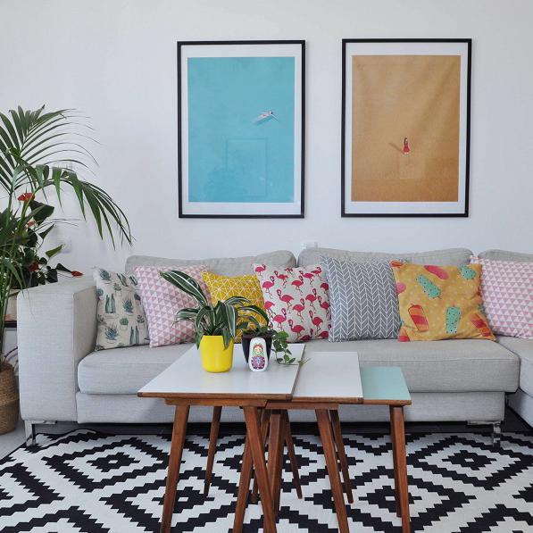 עיצוב דירה (למשפחה) בהרחבה
