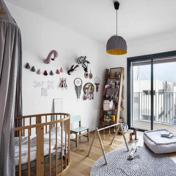 בייבי סטייל | עיצוב חדרי תינוקות