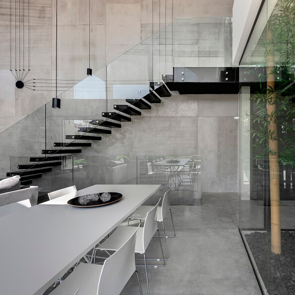מדרגות נאות - מדרגות מעוצבות