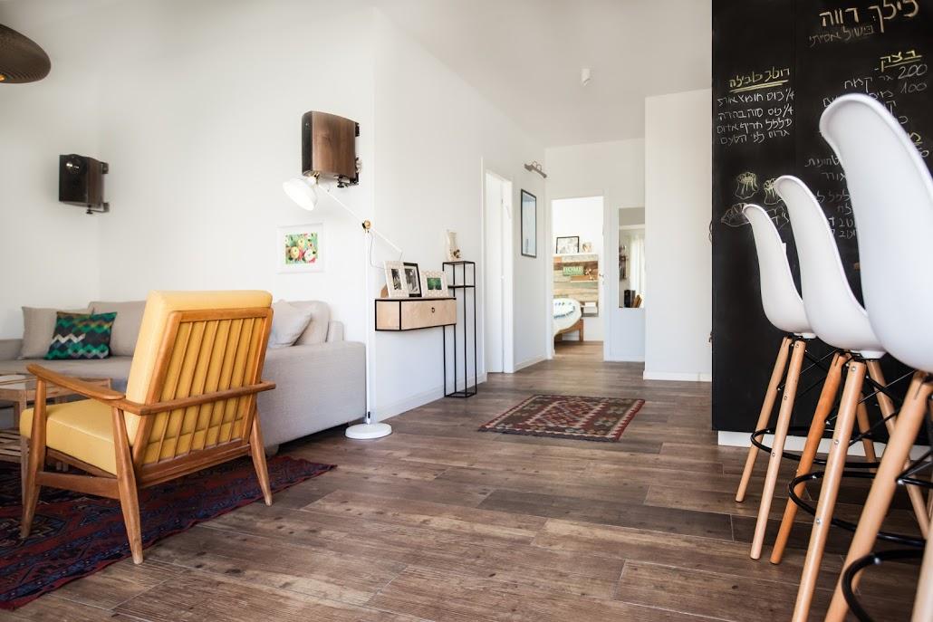 עיצוב דירה קטנה בתל אביב