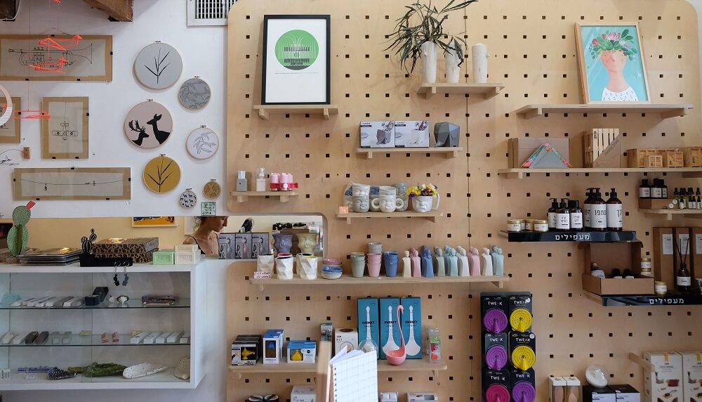 חנויות עיצוב