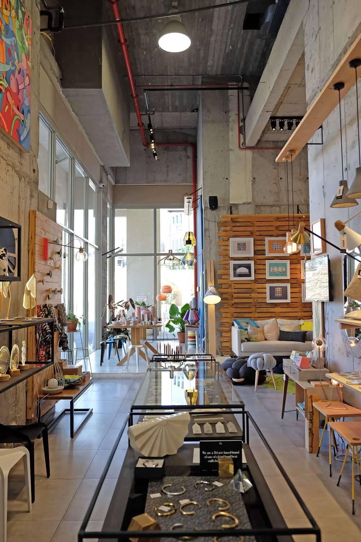 חנות עיצוב ישראלי
