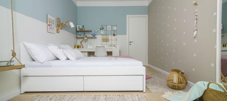 מתוחכם עיצוב חדר ילדים | 5 חדרי ילדים מעוצבים : Walls NL-38