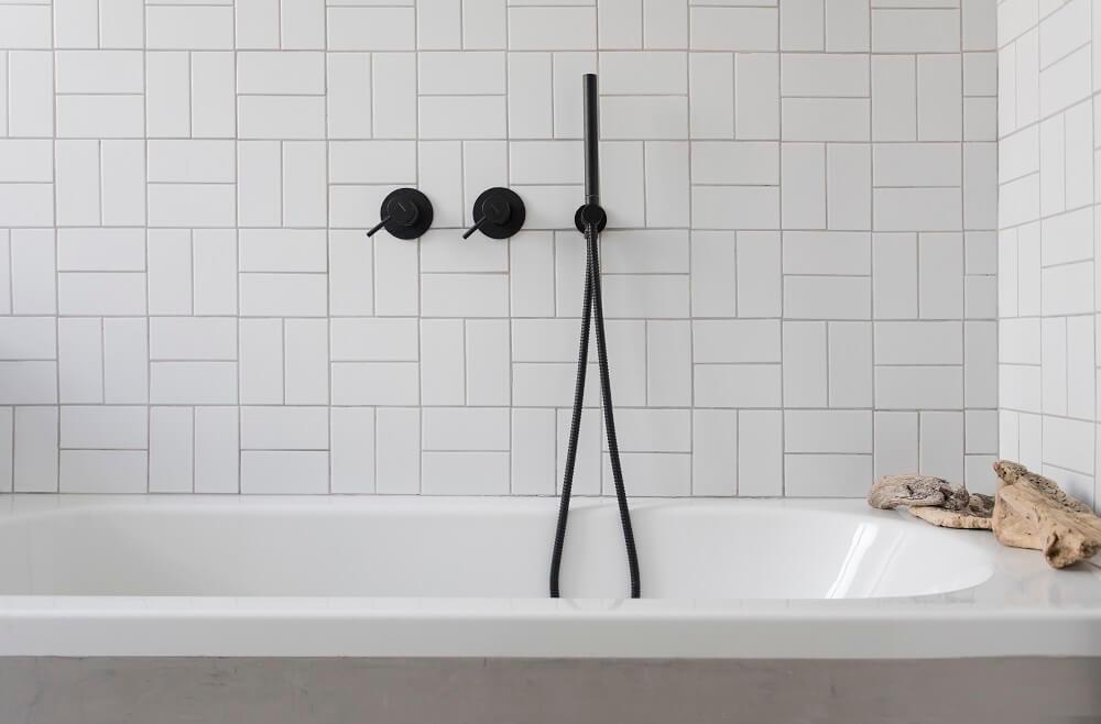 מקלחת מעוצבת