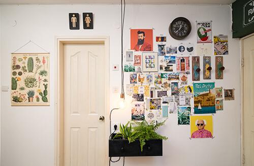 תמונות לעיצוב דירה שכורה