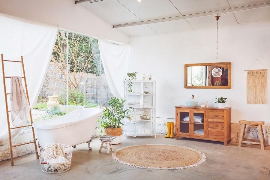 תומיק - חדר אמבטיה נורדי