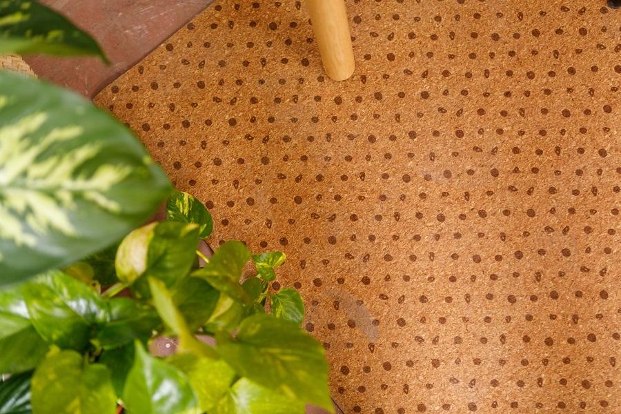 פינת העבודה של ספיר לוי מאורי | צילום אורית ארנון