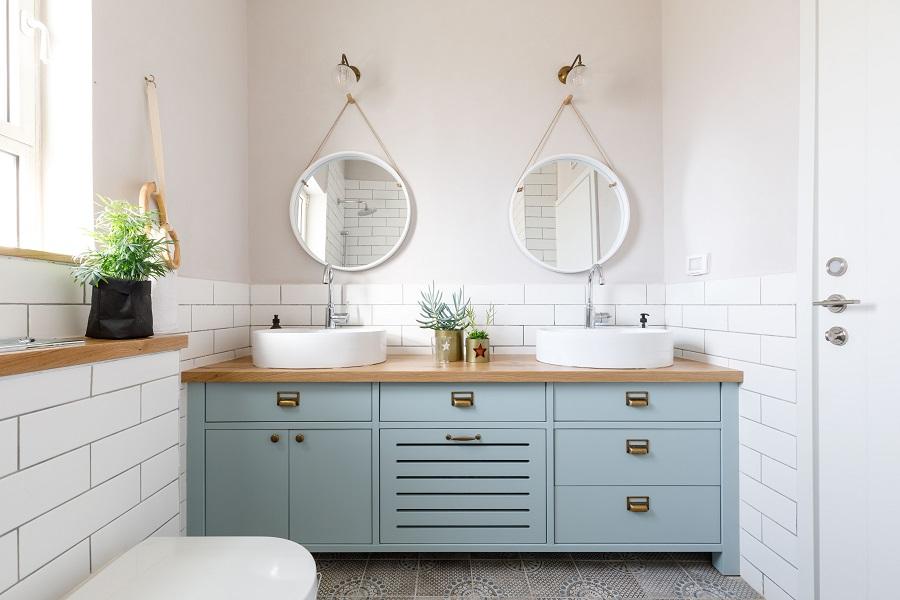 חדר רחצה עיצוב לימור אורן צילום אורית ארנון