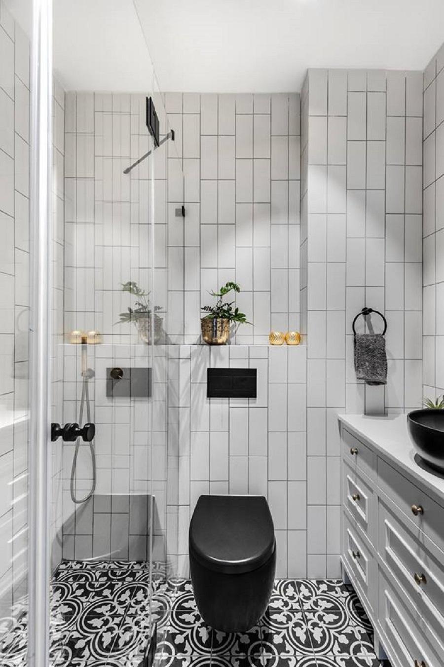 חדר רחצה | עיצוב בן רזניאלי | צילום עודד סמדר