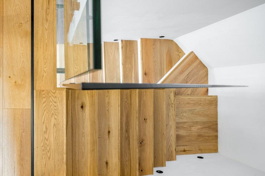 פרקט למינציה מדרגות