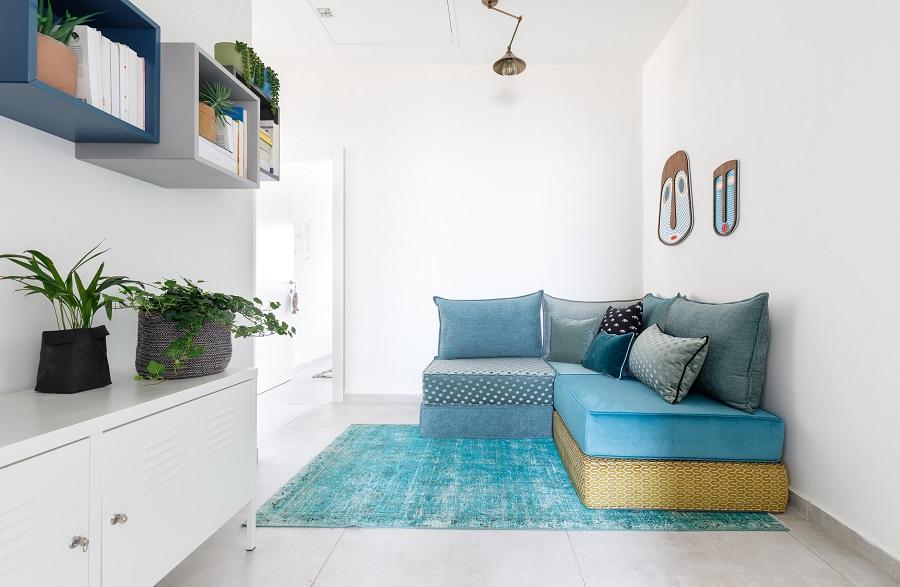 חדר משפחה עיצוב לימור אורן צילום אורית ארנון