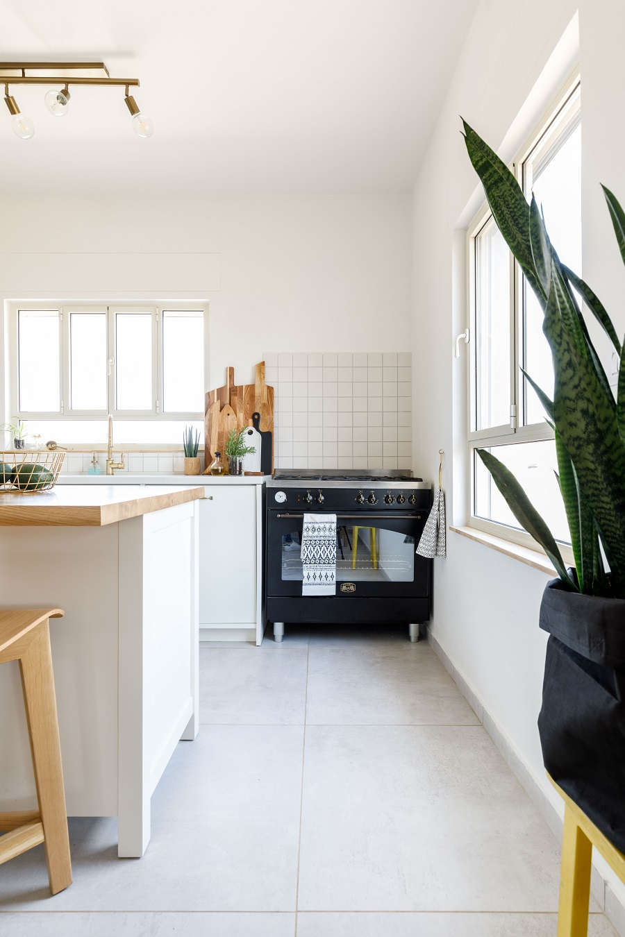 מטבח עיצוב לימור אורן צילום אורית ארנון