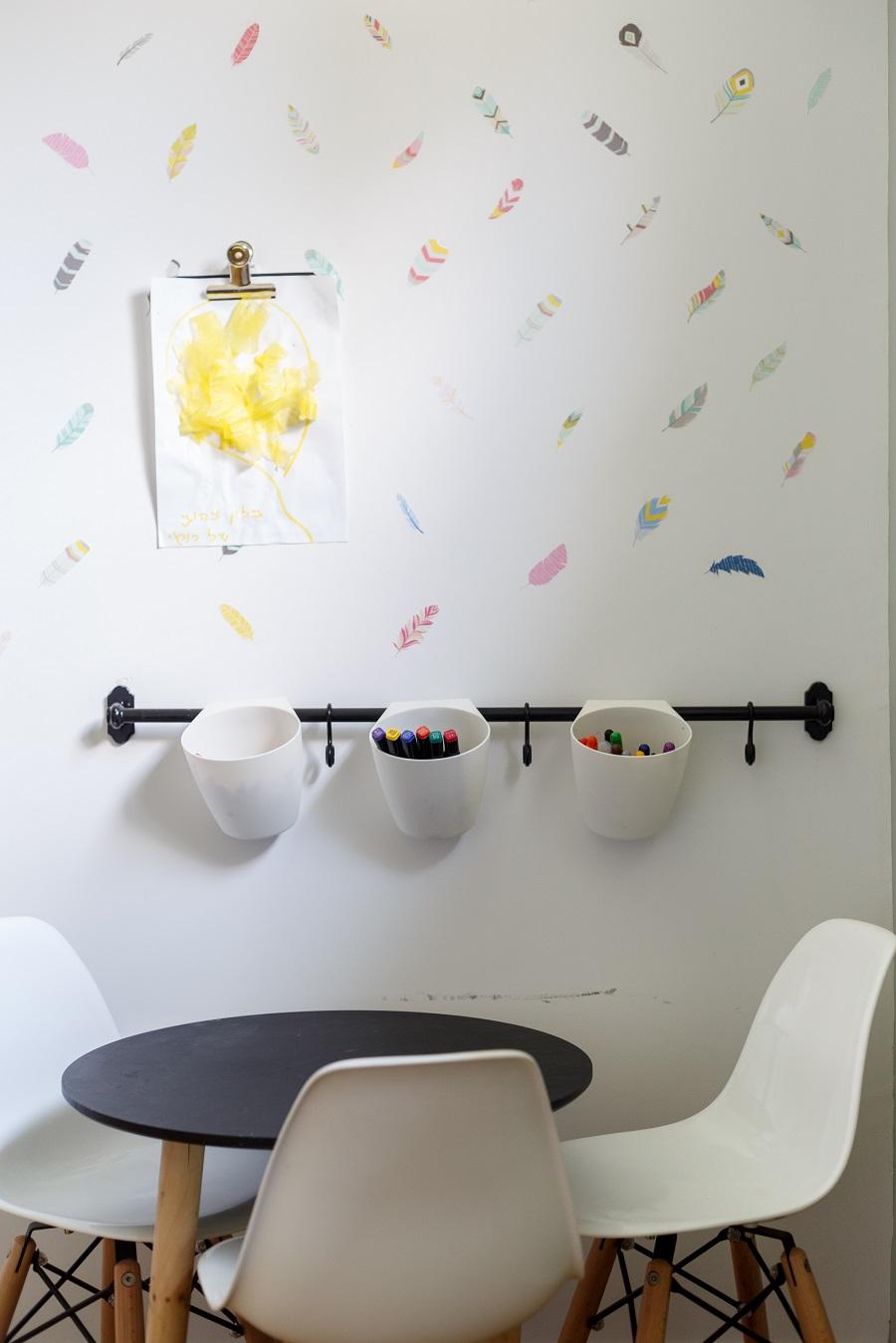 עיצוב: מירית פיש | צילום: אורית ארנון