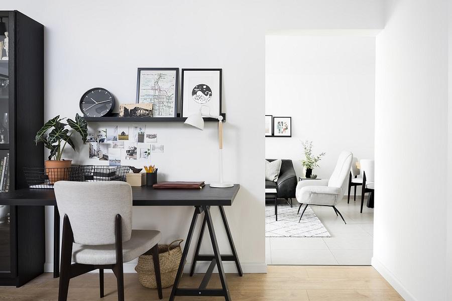 עיצוב חדר עבודה איתן כהן