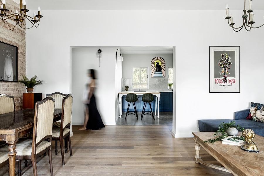עיצוב דנה ברוזה, סטודיו דנקה | צילום איתי בנית