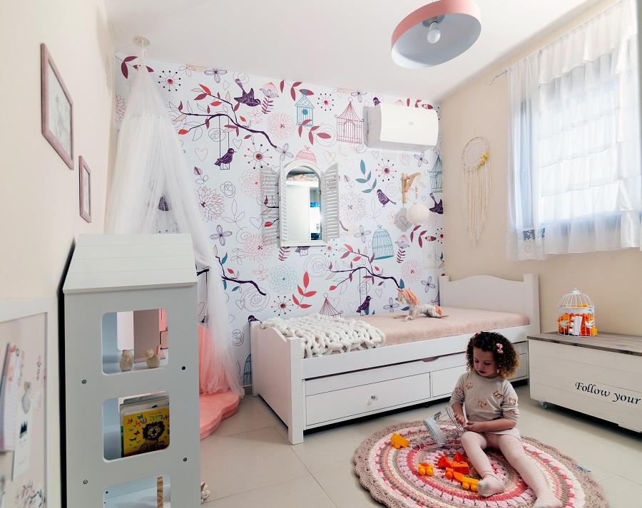 טפט לחדר ילדים