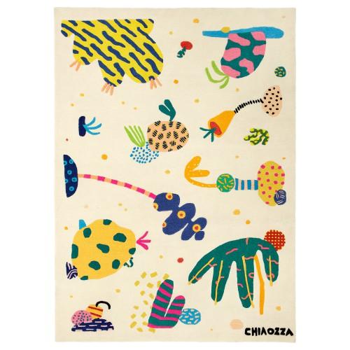 שטיח צבעוני איקאה