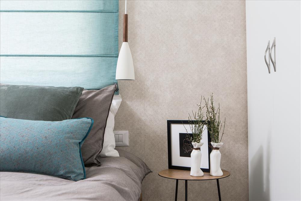 עיצוב חדר שינה: יטי סלסקי   צילום: שירן כרמל