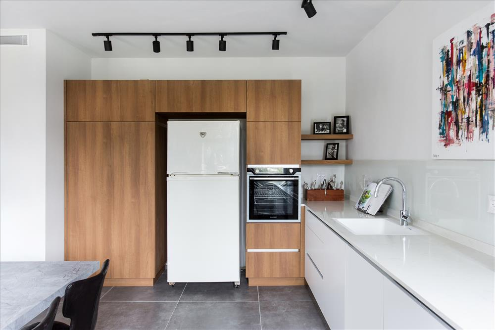 עיצוב מטבח: יטי סלסקי   צילום: שירן כרמל