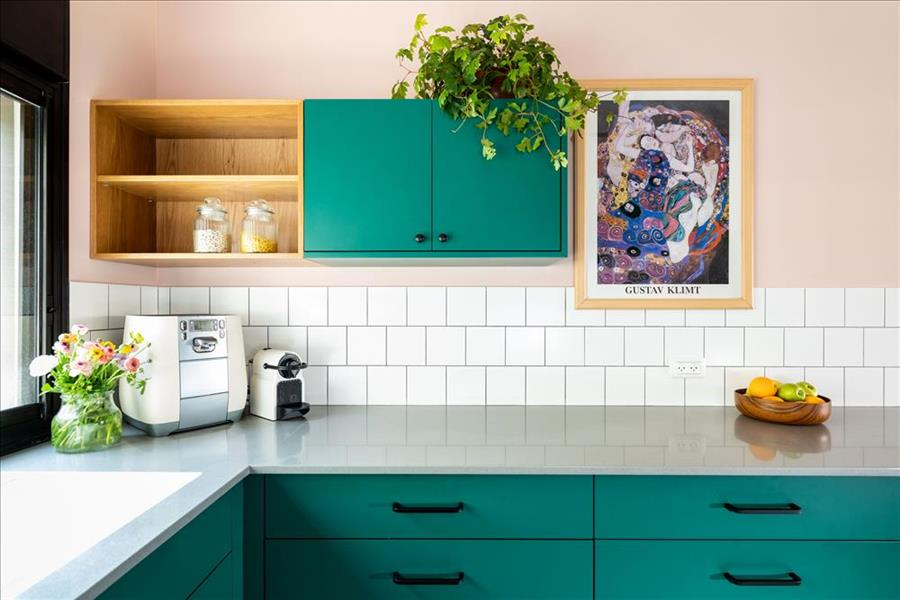 עיצוב סיוון קונוולינה | צילום אורית ארנון