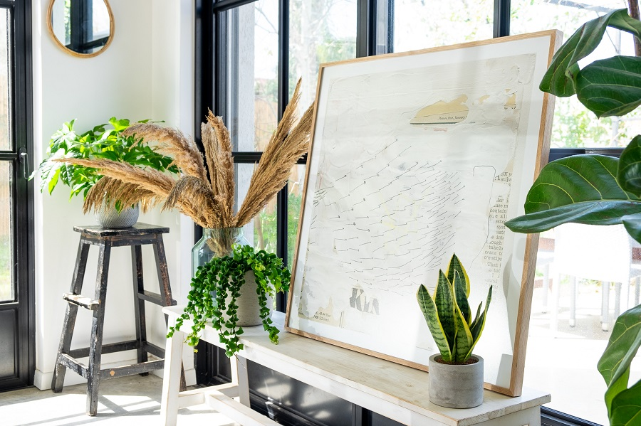עיצוב מירית פיש | צילום מגזין WALLS