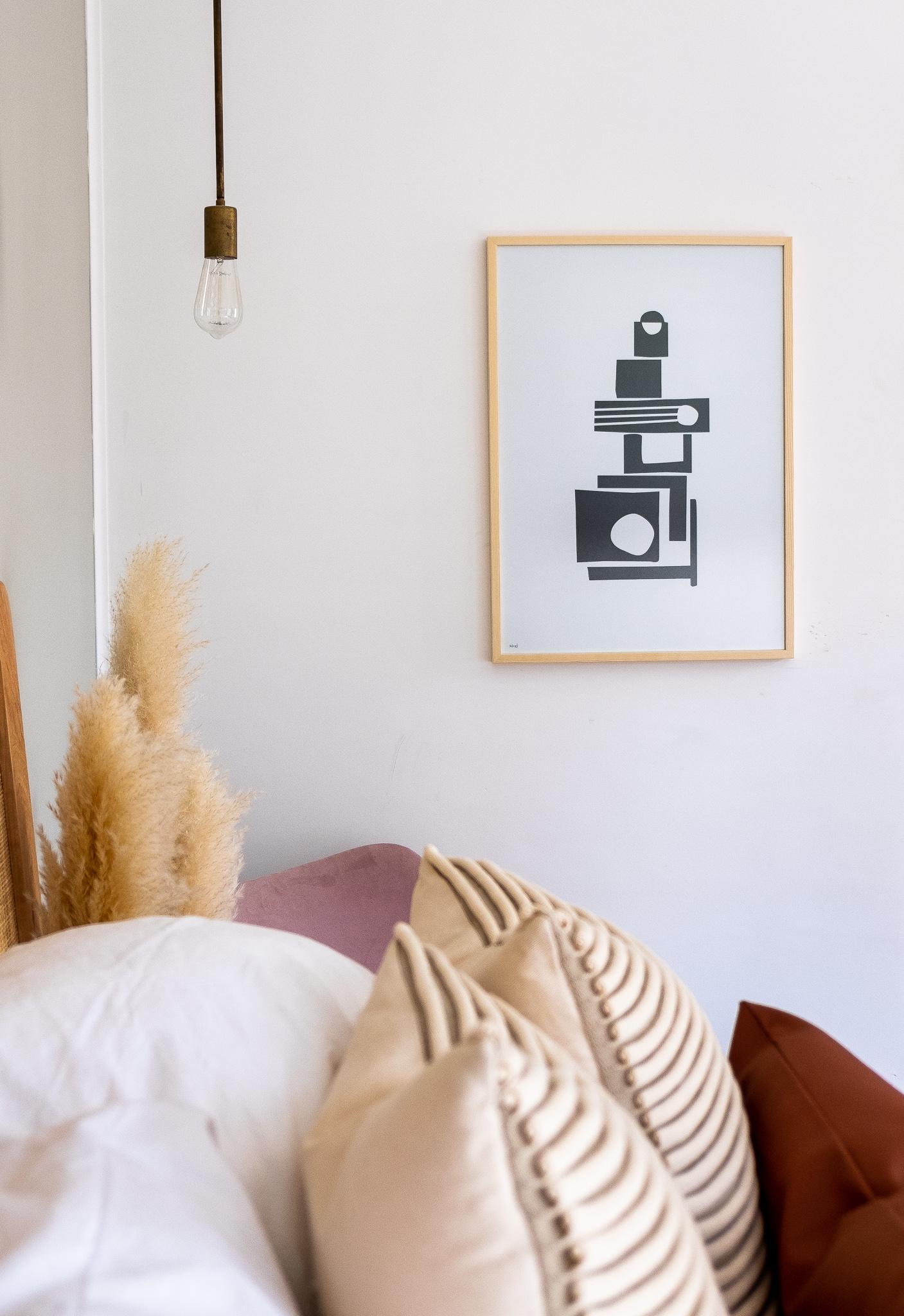 עיצוב חן סבג | צילום מגזין WALLS