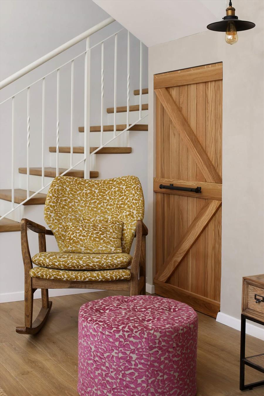 עיצוב רוית אורגד ברלב | צילום: חגית גרוסמן | נגר דלת אסם: תומר מינדלר