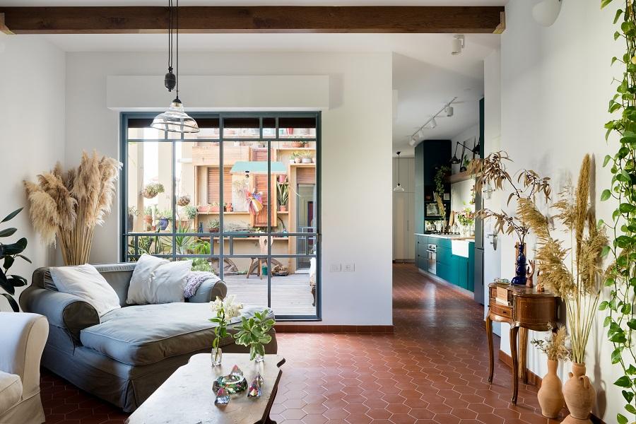 אדריכלות יונתן קנטי | עיצוב דרי שכטר | צילום עידו אדן