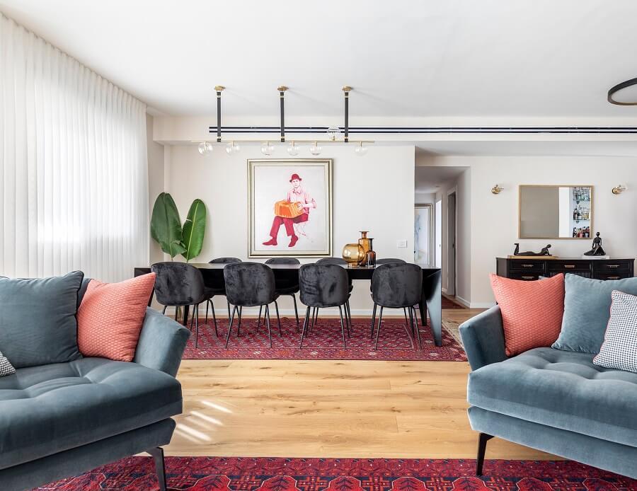 עיצוב פנים לירון כהן מגורי | צילום אורית אלפסי