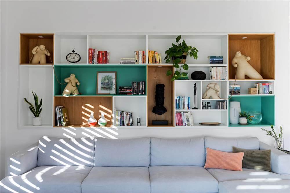 תכנון ועיצוב אביב סנפיר | צילום שירן כרמל
