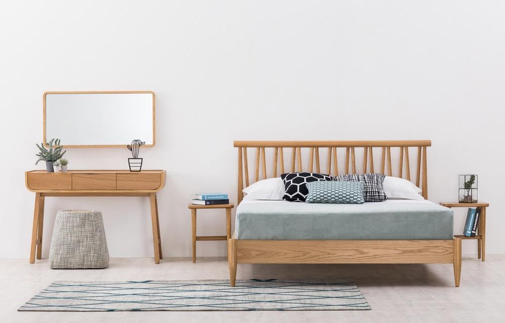 סימפלי ווד | מיטת broom