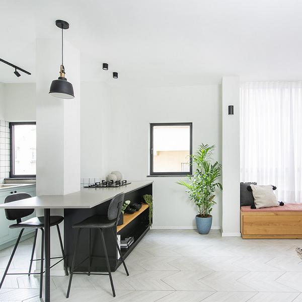 לסמוך על מעצבת פנים: עיצוב דירה ברמת גן