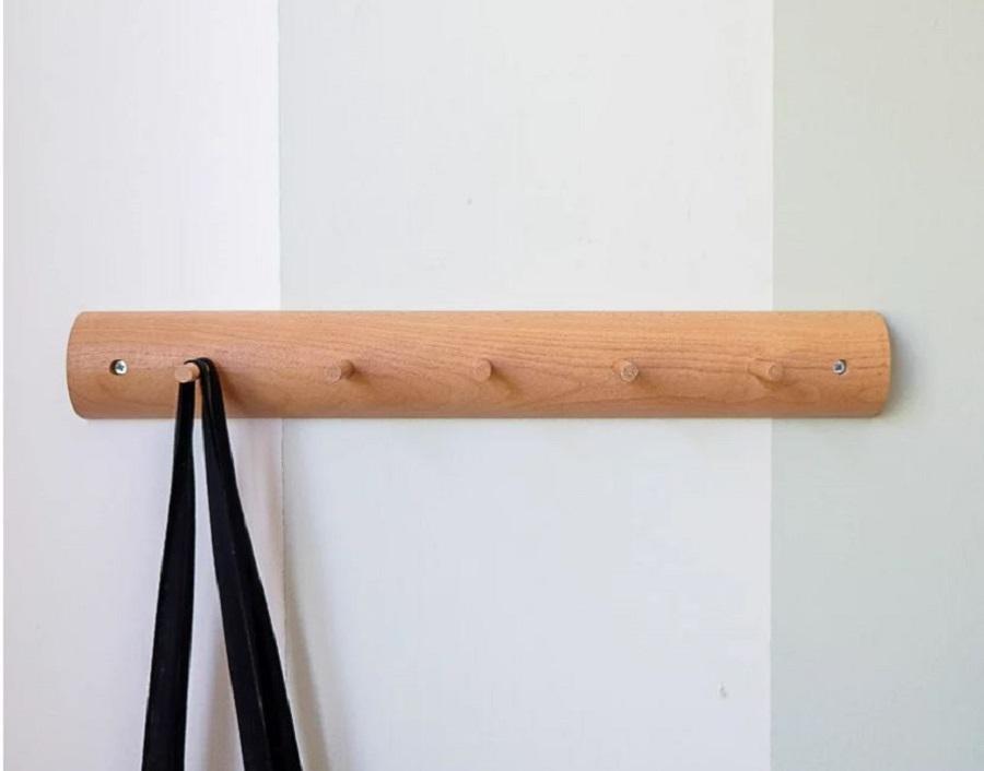 קיטה קידס, מתלה עץ מעוגל