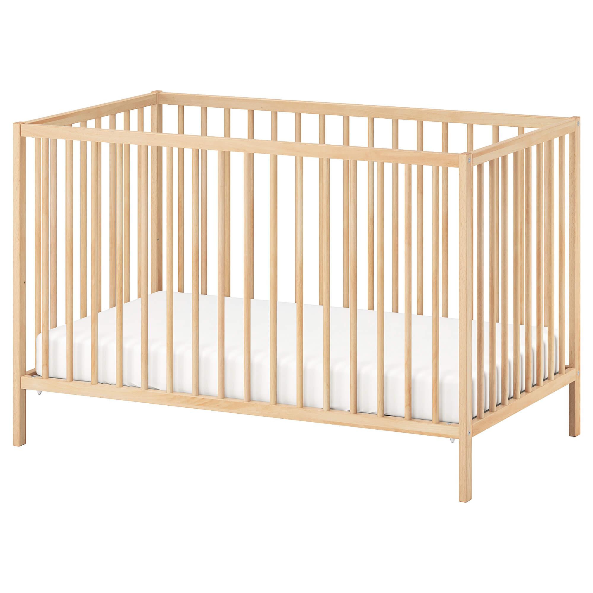 מיטת תינוק איקאה SNIGLAR
