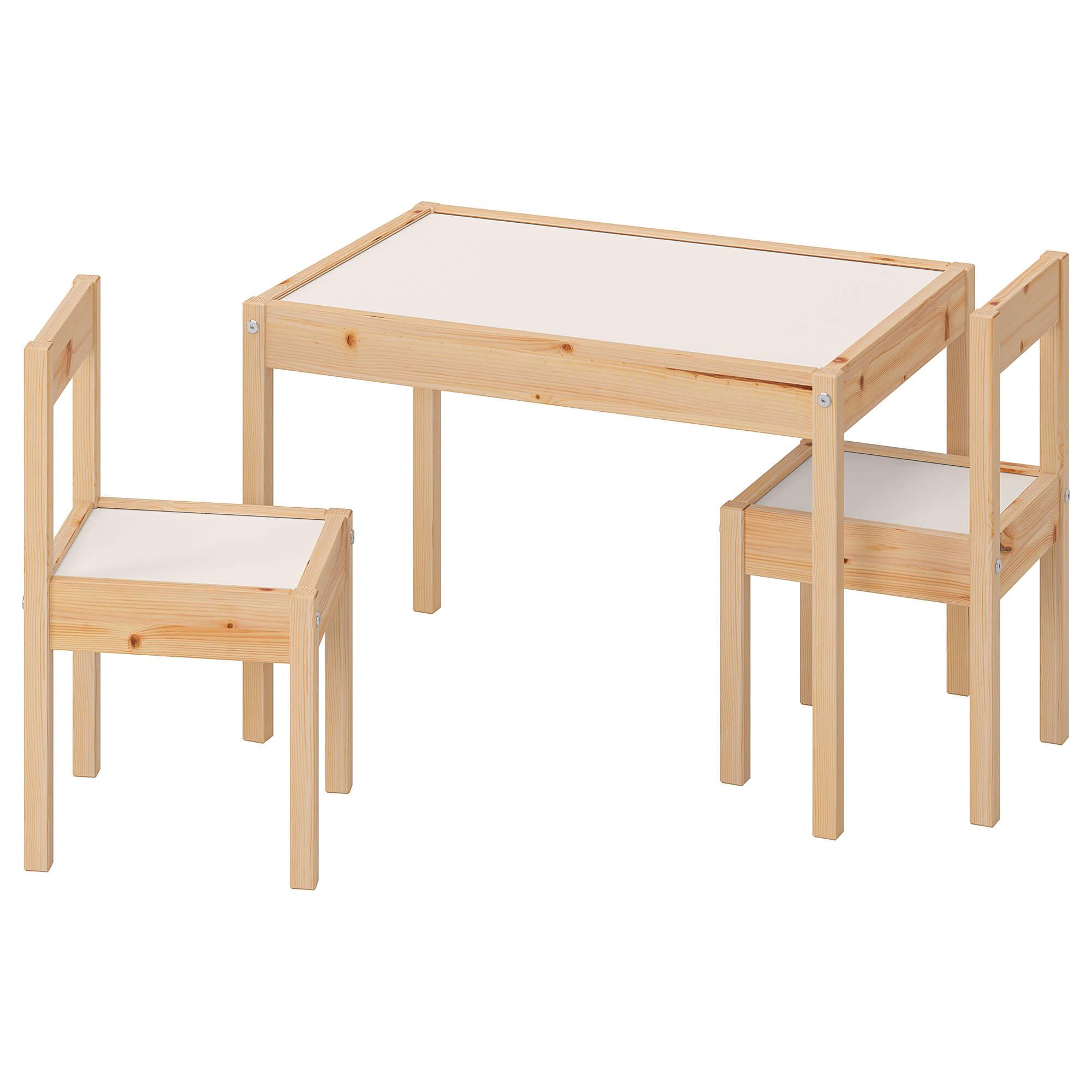 שולחן ילדים איקאה LÄTT