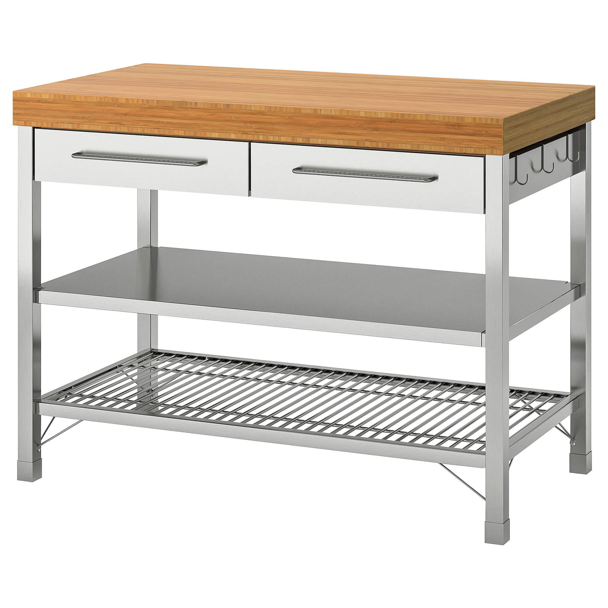 שולחן עבודה איקאה RIMFORSA