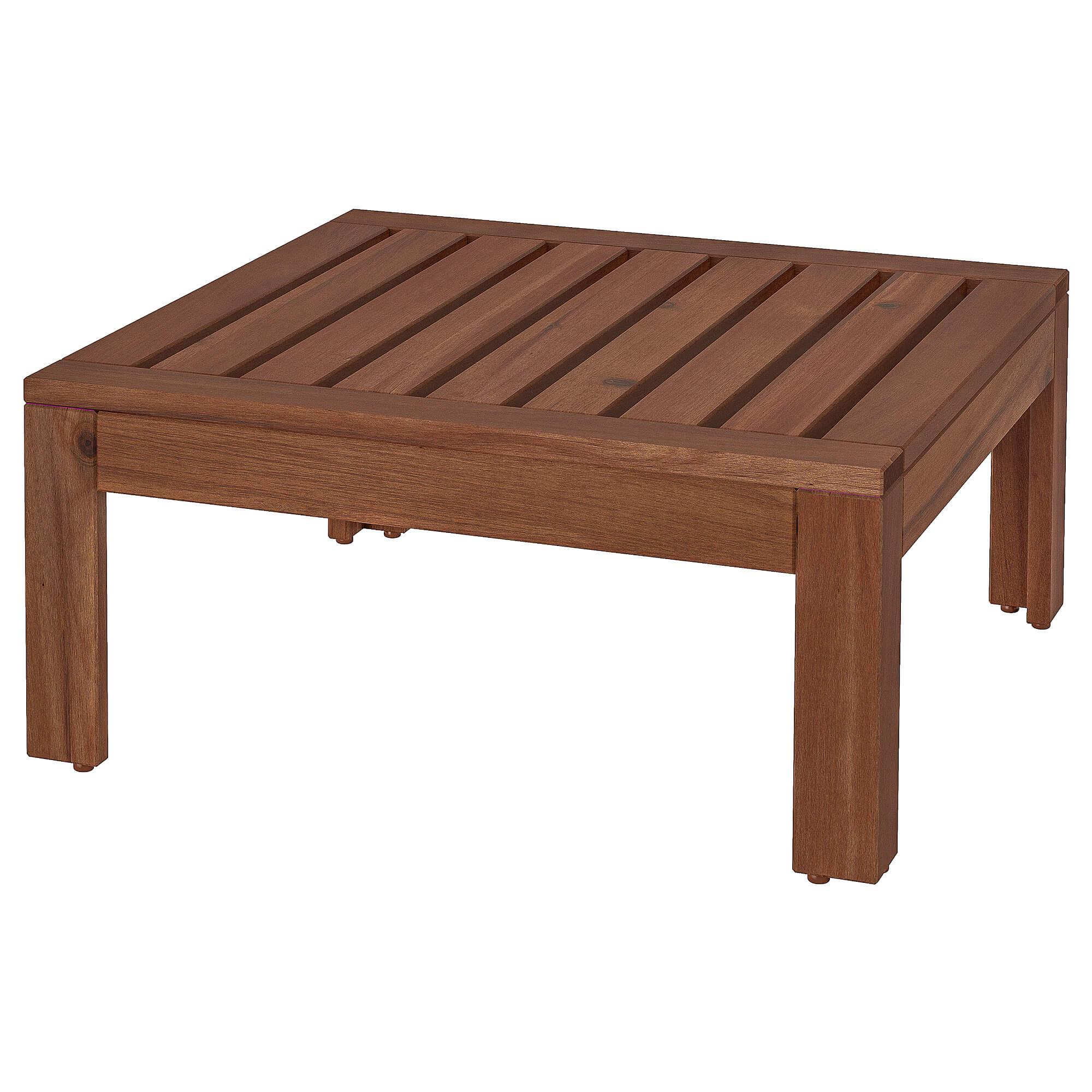 שולחן צד איקאה ÄPPLARÖ