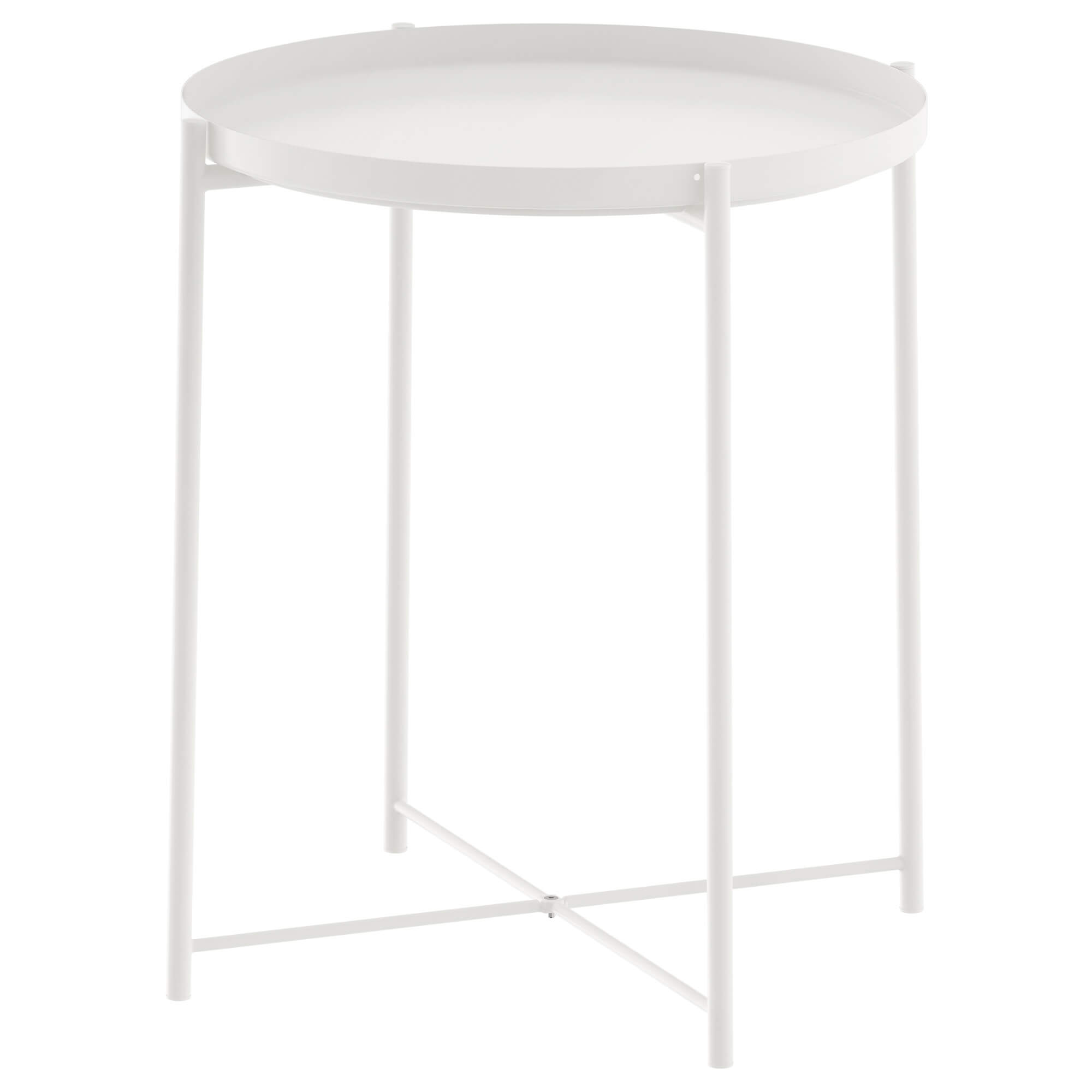 שולחן צד איקאה GLADOM