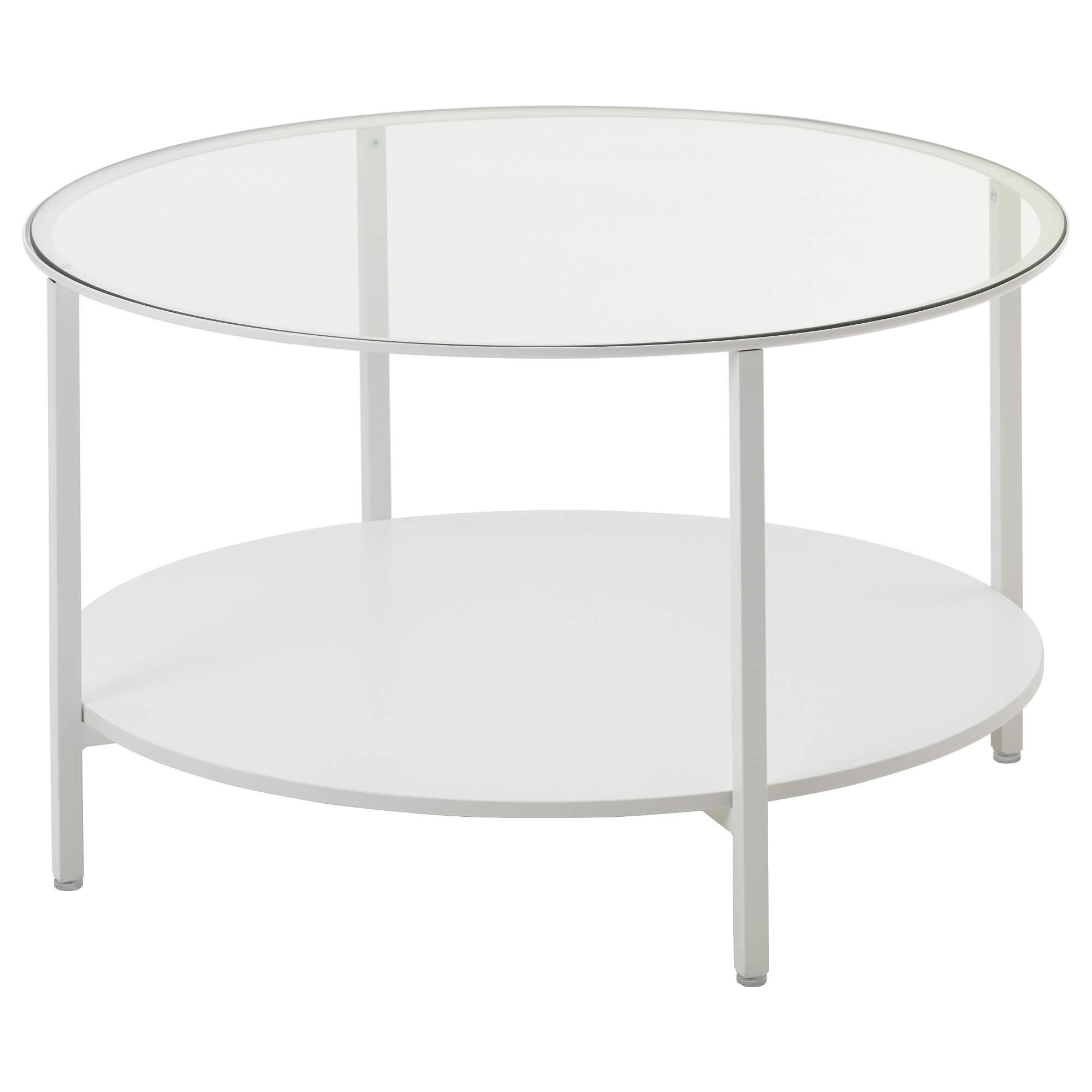 שולחן קפה איקאה VITTSJÖ