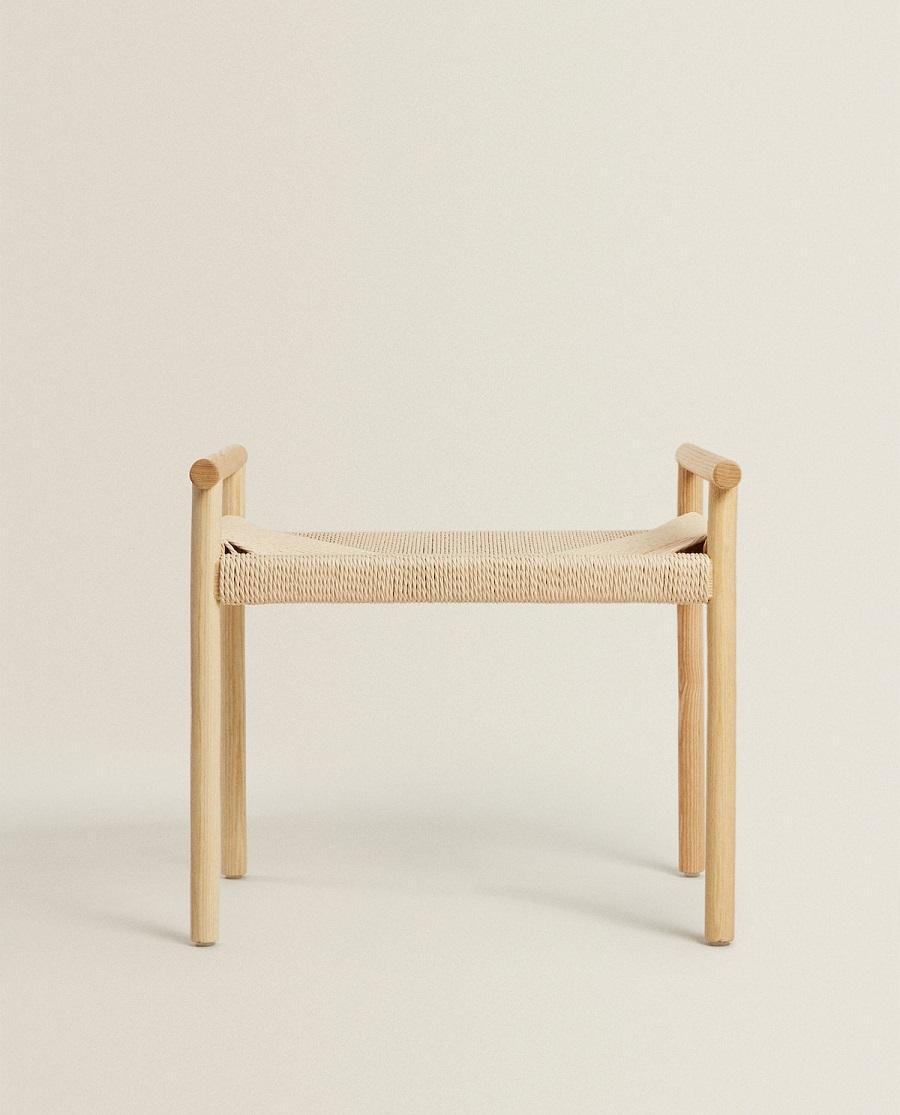 ספסל מעץ שיטה | זארה הום